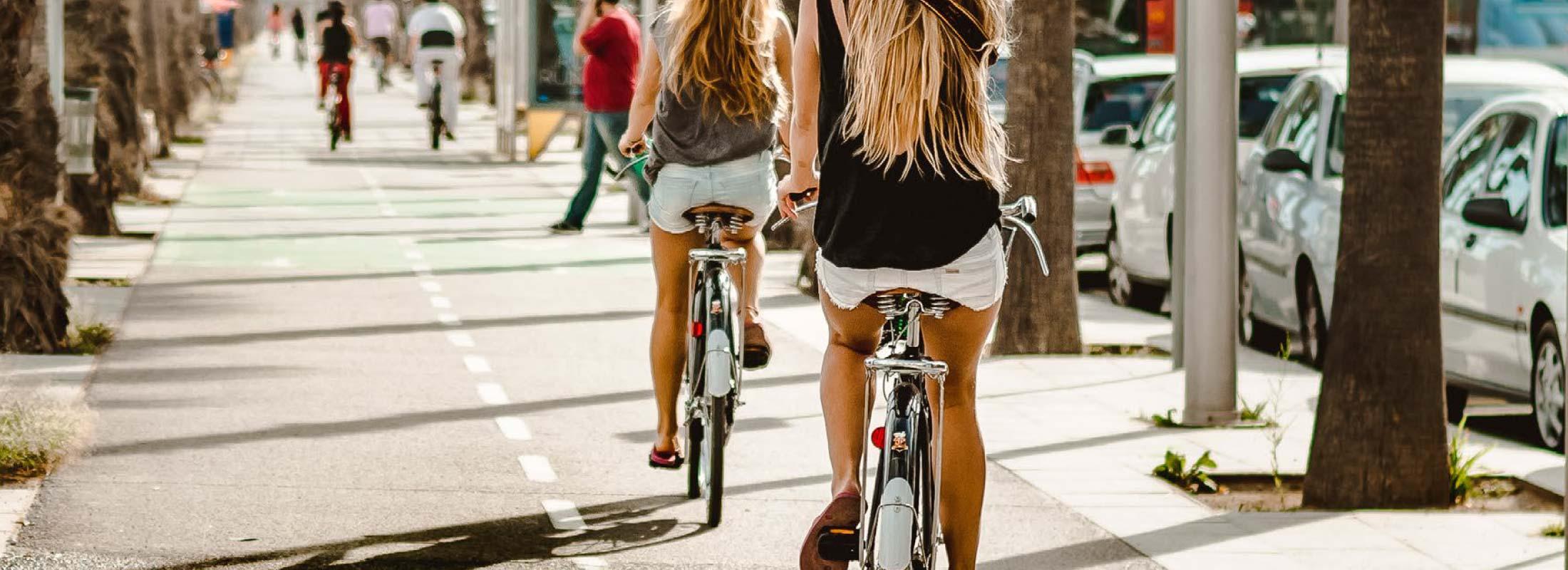 City Steel - Enjoy your bicycle
